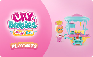 Cry Babies Playsets