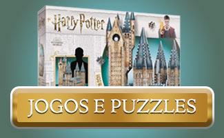 Jogos e puzzles Harry Potter