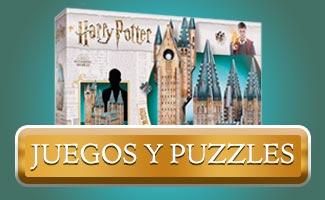 Juegos y puzzles de Harry Potter