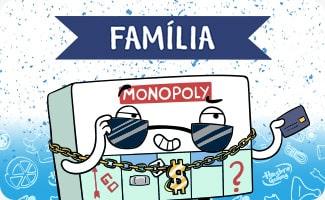 Hasbro Gaming familia