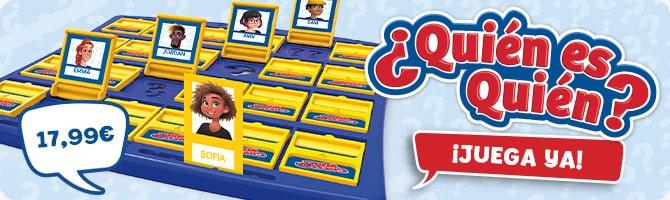 Hasbro Gaming Quien es Quien