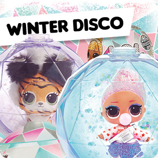 LOL Surprise Winter Disco