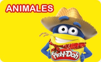 Play-Doh Animales